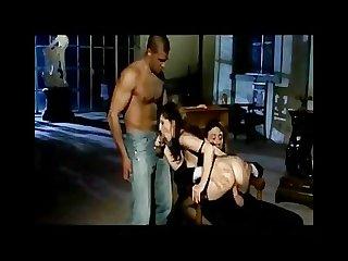 Silvia christian italian milf fucked by two guys