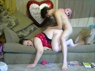 Mom give son best sex every oral sex missonary cowgirl doggy creampie