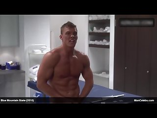Male Celebrity Alan Ritchson Nude And Naughty Movie Scenes