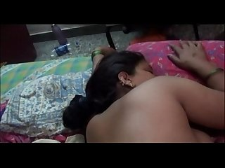 Nude Desi Aunty fingered