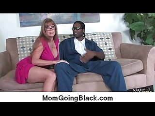 Watch Milf going black colon interracial free porn 7