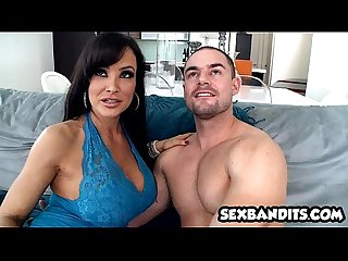 Goddess lisa ann graces us with amazing bj and Anal 01
