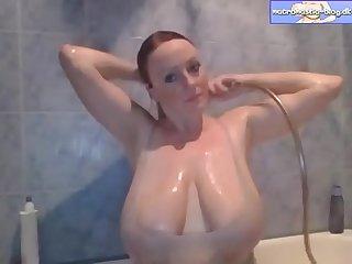 Huge k cup tits