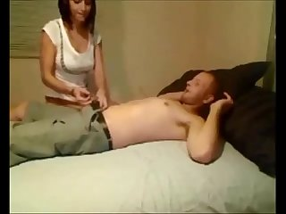 Hot homemade sextape