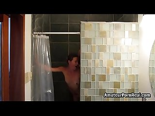 Spycam Shower Sex Perfect Milf Best Amateur Porn