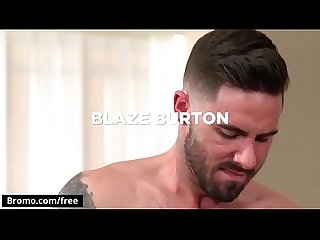 Bromo bukkake bitch scene 1 featuring blaze burton carlos lindo dane stweart dante stewart titus tra