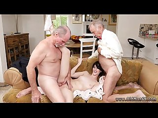 Old russian fucks young anal and young sucking old cock frankie heads