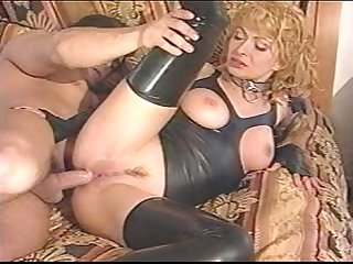 Lea Martini - Latex - Good fucking scene