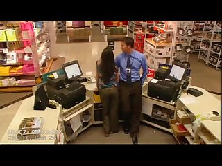 The boss is fucking his female employees more on bitchescams com