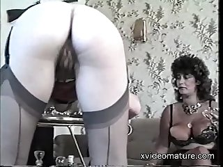 mature kinky vintage german from 90s pt1