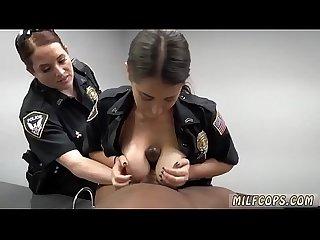 Sexy blonde milf solo milf cops