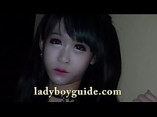 Your slave in asian trans sex market
