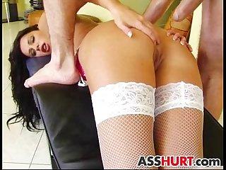 Claudia ferrari gets anal