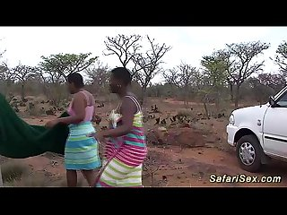 wild african safari sex orgy